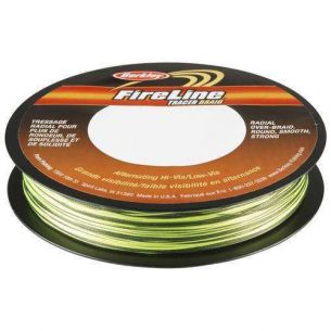Berkley New Fireline Bicolor 0,18mm 110m