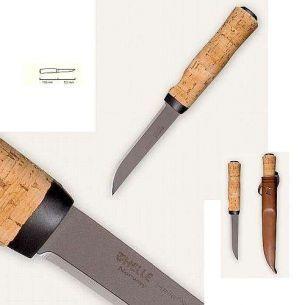 Cutit Pentru Filetat Helle Hellefisk 123mm Made in Norway
