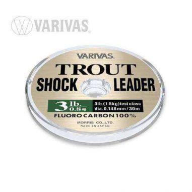 Fir Varivas Trout Shockleader 0.23mm 30m 8lbs