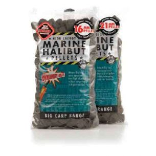 DB Marine Halibut Pellet Pre-drilled 21mm 900g