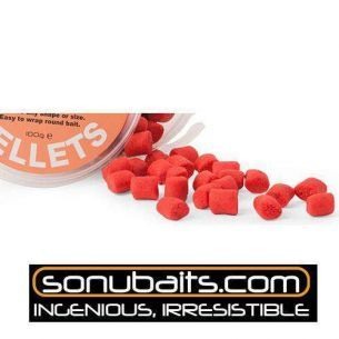 Pelete Method Feeder Sonubaits Krill Paste Pellets 100g