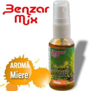 Spray Fluo Booster Benzar Mix Aroma Miere 30ml