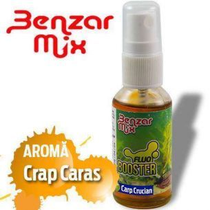 Spray Benzar Fluo Booster Crap Caras 30ml