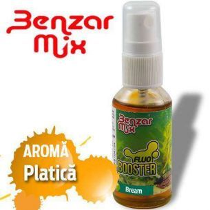 Spray Fluo Booster Benzar Mix Aroma Platica 30ml