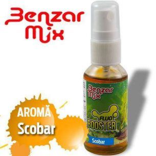 Spray Fluo Booster Benzar Mix Aroma Scobar 30ml