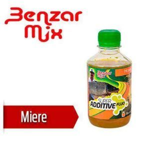 Benzar Mix Super Aditiv Fluo Miere 250ml
