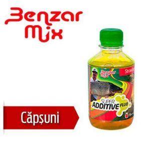 Aditiv Fluo Benzar Mix  Capsuni 250ml