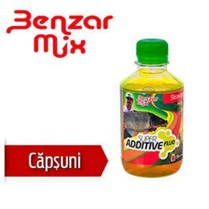Benzar Mix Super Aditiv Fluo Capsuni 250ml