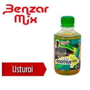 Benzar Mix Super Aditiv Fluo Usturoi 250ml