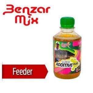 Benzar Mix Super Aditiv Fluo Feeder 250ml