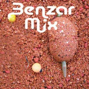 Benzar Method Mix Krill 1kg