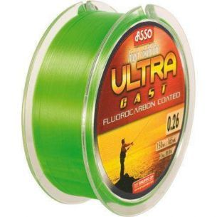 Asso Ultra Cast Verde Fluo 0.24mm 150m