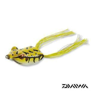 Daiwa Soft D-Frog Galbena 6cm 17g