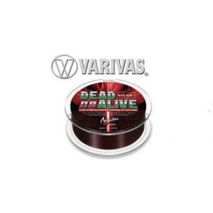 Varivas Dead or Alive Brown 0.37mm 150m