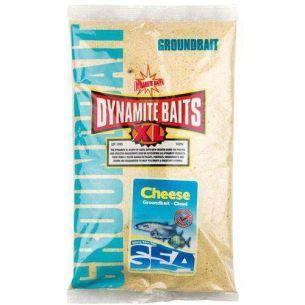 DB XL Cheese Heavy Groundbait 1kg