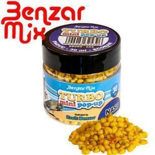 Benzar Mini Pop Up Capsuni 30ml