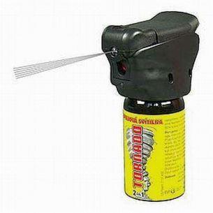 Spray Paralizant cu Lanterna JGS Tornado 50ml