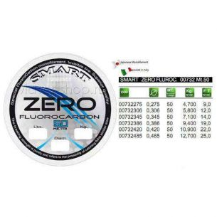 Maver Zero Fluorocarbon 0.38mm 50m