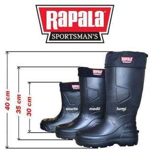 Cizme Lungi Rapala Sportsman EVA -30*C 45