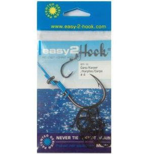 Easy2Hook Carp BK nr.12 (10buc)