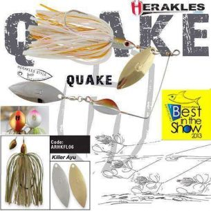 Colmic Herakles Spinnerbait Quake Killer Ayu 17.5g