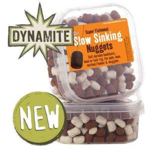 DB Super Fishmeal Slow Sinking Pellets White/Brown