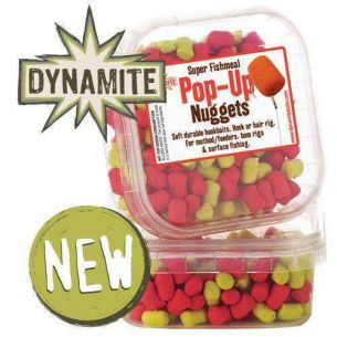 DB Super Fishmeal Pop-Up Pellets Yellow/Red