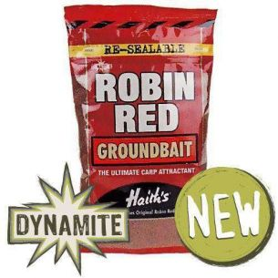 DB Robin Red Groundbait 900g