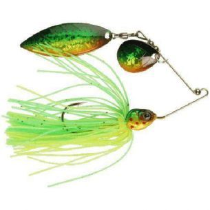 Spinnerbait Strike Pro Jr Orange Belly Perch 19.6g