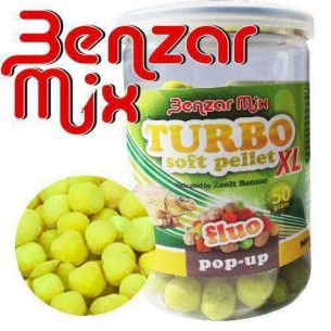 Benzar Mix Turbo Soft Pellet XL Miere 50g