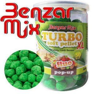 Benzar Mix Turbo Soft Pellet XL Anason 50g