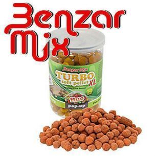 Benzar Mix Turbo Soft Pellet XL Fluo Carp 50g