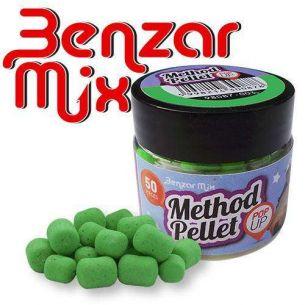 Pelete Benzar Mix Method Pellet Anason Verde 50buc
