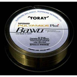 Toray Bawo Polyamide Plus Olive Green 0.17mm 150m