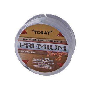 Toray Premium Fluorocarbon 0.530mm 50m