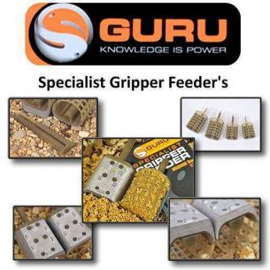 Momitor Guru Gripper Feeder Large 85g