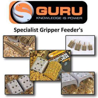Momitor Guru Gripper Feeder Large 113,3g