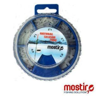 Mostiro Cutie Varnis Silicon Natural 0.8/1/1.2/1.5/1.8mm