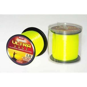 Asso Ultracast Galben Fluo 0.26mm 1000m