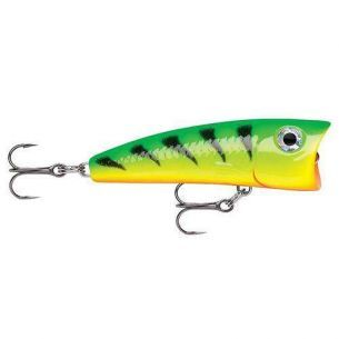 Popper Rapala Ultra Light Pop Firetiger 4cm 3g