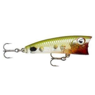 Popper Rapala Ultra Light Pop Glass Dot Ayu UV 4cm 3g