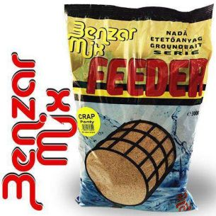 Nada Benzar Feeder Method Feeder Crap Caras 3kg