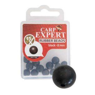 Opritor Cauciuc Negru Carp Expert 3mm 15b Cutie