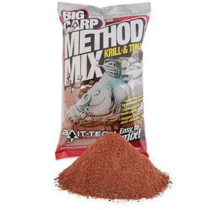 Bait-Tech Big Carp Method Mix: Krill&Tuna 2kg