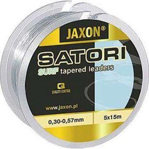 Jaxon Conic Satori Leader 0.28-0.55mm 5x15m