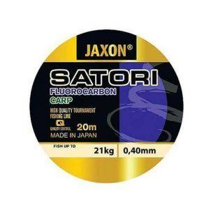 Fir Jaxon Satori Fluorocarbon Carp 0.55mm 20m 34kg