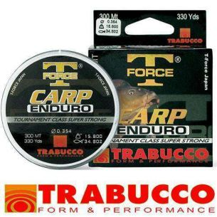 Trabucco T-Force Carp Enduro 0,30mm 1200m