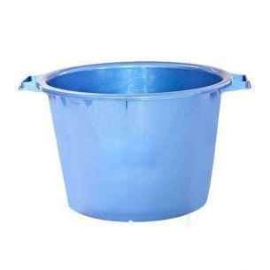 ET Bac 40L Albastru Metalizat