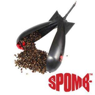 Racheta de nadire Spomb Large Black
