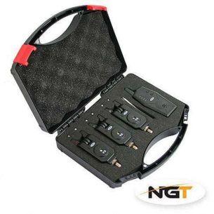 NGT Set 3 Avertizori + Statie + 3 Seturi de Snag Baruri
